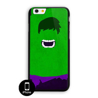 The Incredible Hulk Comic Avengers Marvel Superhero iPhone 6 Plus Case