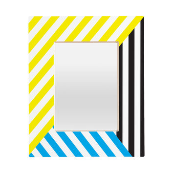 Earn Your Stripes Mirror
