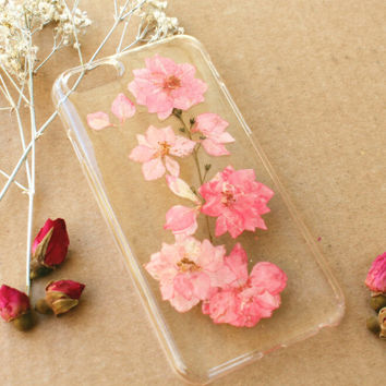 LIMITED-Tanacrafts Flower iPhone 7 7Plus & iPhone se 5s 6 6 Plus Case Cover