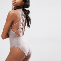 Missguided Strappy Back Body