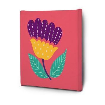 Cute Flora Pictures Series Canvas Wall Art Decal Painting Prints Decor Flower1