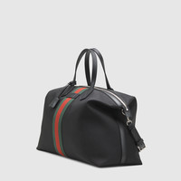 Gucci - techno canvas duffle carry-on bag 353406KWT7N1060