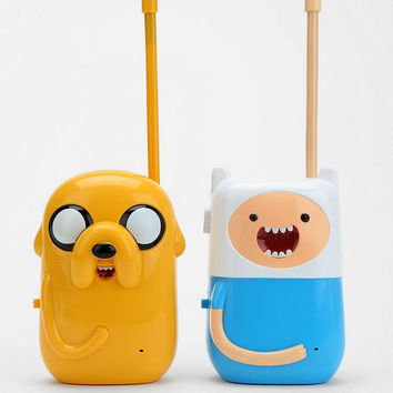 Urban Outfitters - Adventure Time Walkie-Talkie - Set Of 2