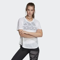 adidas Magic Logo Tee - White | adidas US