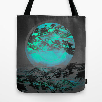 Neither Up Nor Down II Tote Bag by Soaring Anchor Designs