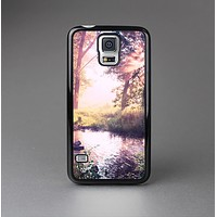 The Vivid Colored Forrest Scene Skin-Sert Case for the Samsung Galaxy S5