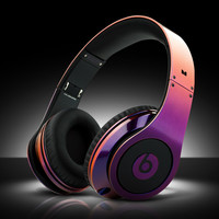 Colorware Collection Beats by Dre Headphones - mikeshouts