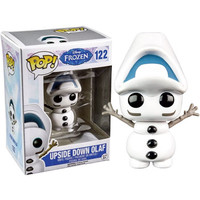Disney Frozen Upside Down Olaf Pop! Vinyl Figure : Forbidden Planet