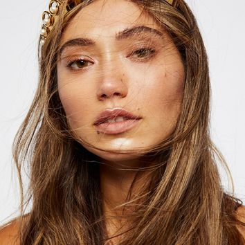 Free People Pearl Hoop Crown