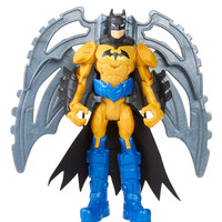 Batman Basic 4-Inch Wing Zip Batman Figure