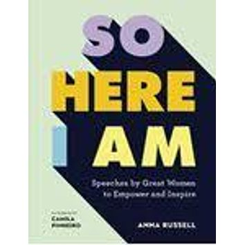 SO HERE I AM BOOK