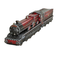 Harry Potter Hogwarts Express Wrebbit 3D Puzzle