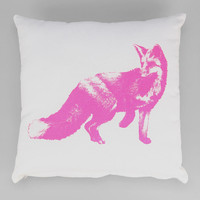 Urban Outfitters - Fox Pillow