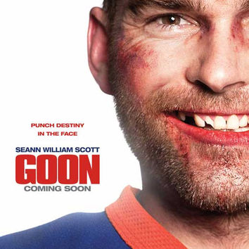 Goon (Canadian) 27x40 Movie Poster (2012)