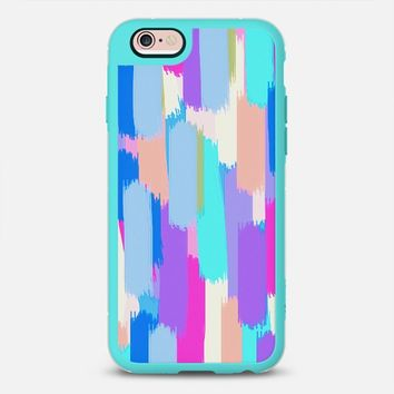 COLORFUL BRUSH iPhone 6s case by austeja platukyte | Casetify