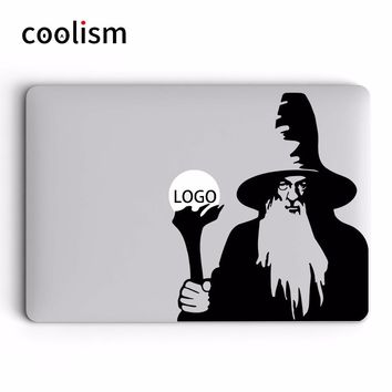 The Lord of the Rings Gandalf Laptop Decal for Apple MacBook Air 13 Sticker Pro Retina 11 12 15 17 inch Mac Mi Book Skin Sticker