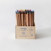 Set of 3 wooden pencils | Folklore