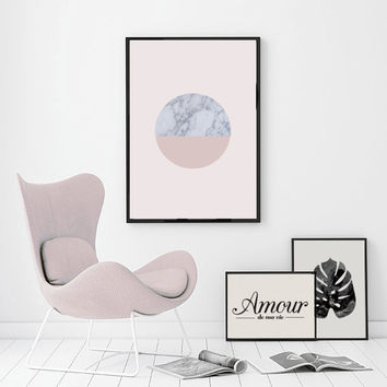 Marble Poster, Abstract Art Print, Wall Decor, Modern Print poster, Geometric Print, Print Art, Marble Art, Wall Prints, Modern Artwork.
