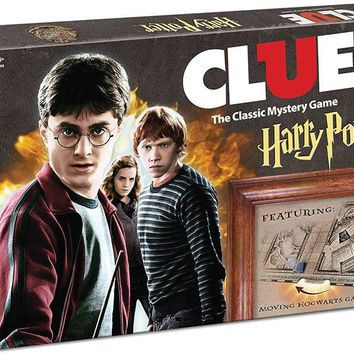 Harry Potter™ Clue® Board Game