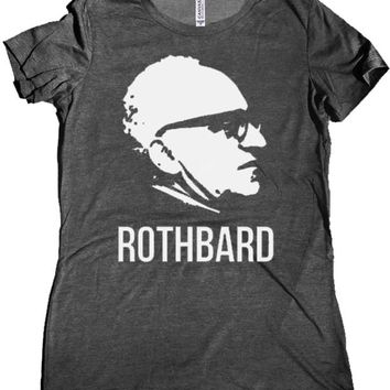 Murray Rothbard Premium Women's T-Shirt