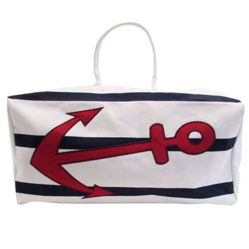 Toss Nautical Necessities Duffle