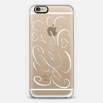 Love ... iPhone 6 case by Psychae | Casetify