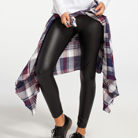 FULL TILT Womens Liquid Leggings 249814100 | Leggings