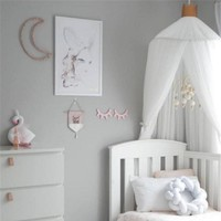 Nordic Hanging Canopy Dome, Baby's Room Decor, Canopy Bed Decor, Hanging Canopy