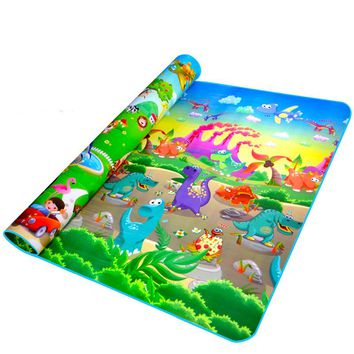 Baby Play Mat Toys For Children's Mat Kids Rug Playmat Developing Mat Eva Foam Puzzles Foam Carpets in The Nursery Drop