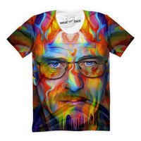 The Breaking Bad Psychedelic T-Shirt
