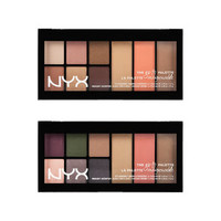 NYX Cosmetics | GO TO PALETTE