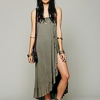 FP Beach  Cascade Ruffle Convertible at Free People Clothing Boutique