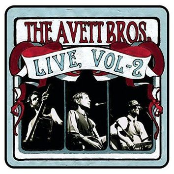The Avett Brothers - Live, Volume 2