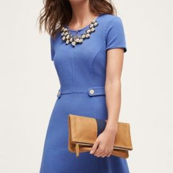Tabitha Lorel Dress in Sky Size: