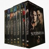 Supernatural Series 1 through 7 - Bulk Lot