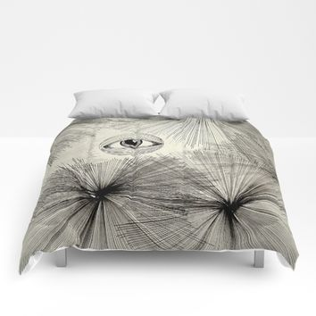 Uncommon Knowledge Comforters by DuckyB