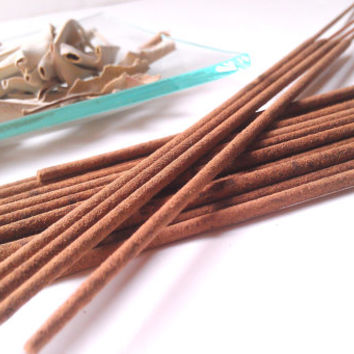 Patchouli Incense Sticks, Ritual Incense, Money, Attraction, Wiccan, Pagan, Hoodoo, Spells