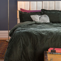 Velvet Verve Duvet Cover in Full/Queen