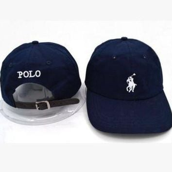 LMFON Polo Ralph Lauren Women Men Embroidery Sport Sunhat Baseball Cap Hat