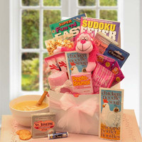 Feeling Down Get Well Gift Box