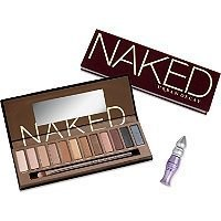 Urban Decay Cosmetics Naked Palette w/ Brush (Quantity of 2)
