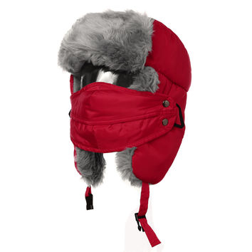 Women Winter Bomber Hats