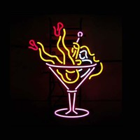 Cocktails Light Neon Sign
