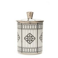 MiN New York Members Only Casa Blanca Candle - Silver Candle - ShopBAZAAR