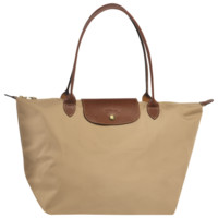 Large tote bag - Le Pliage - Handbags - Longchamp - Bubblegum pink - Longchamp United-States