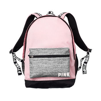 bcd93a7f94 Campus Backpack - PINK - Victoria s from VS PINK