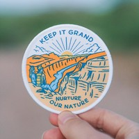 Keep it Grand | Patch
