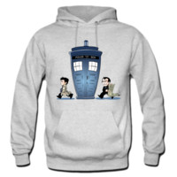 policebox doctor who  Hoodie