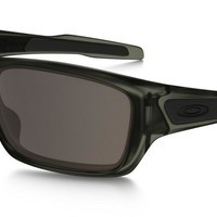 Oakley OO9263-19 Turbine, Matte Olive Ink/Warm Grey, 100% UV, O Matter, Sport