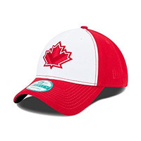 Minor League Baseball Vancouver Canadians Alternate 9FORTY Adjustable Cap, One Size, Scarlet